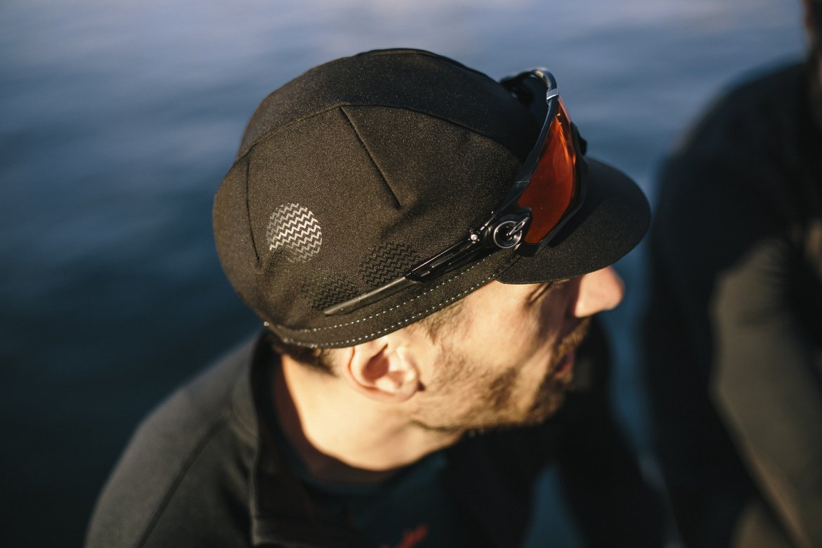 Light Membrane Cycling Cap