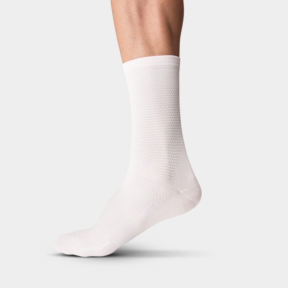 Echelon Socks White