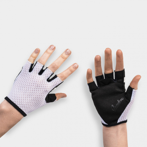 Women Climber's Gloves White
