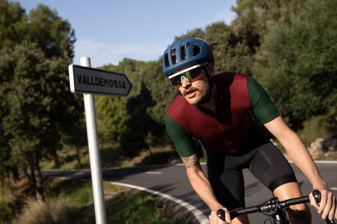 Signature Cycling Jersey Cabernet/Sycamore 2.0