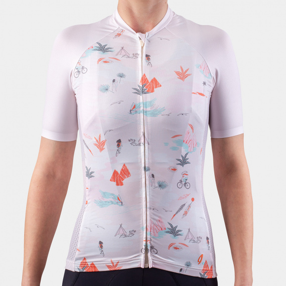 Alternative Cycling Jersey Wild Nothing Women